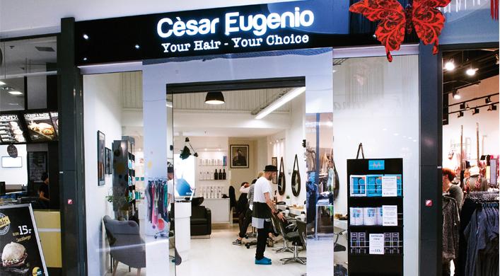 frisør cesar eugenio